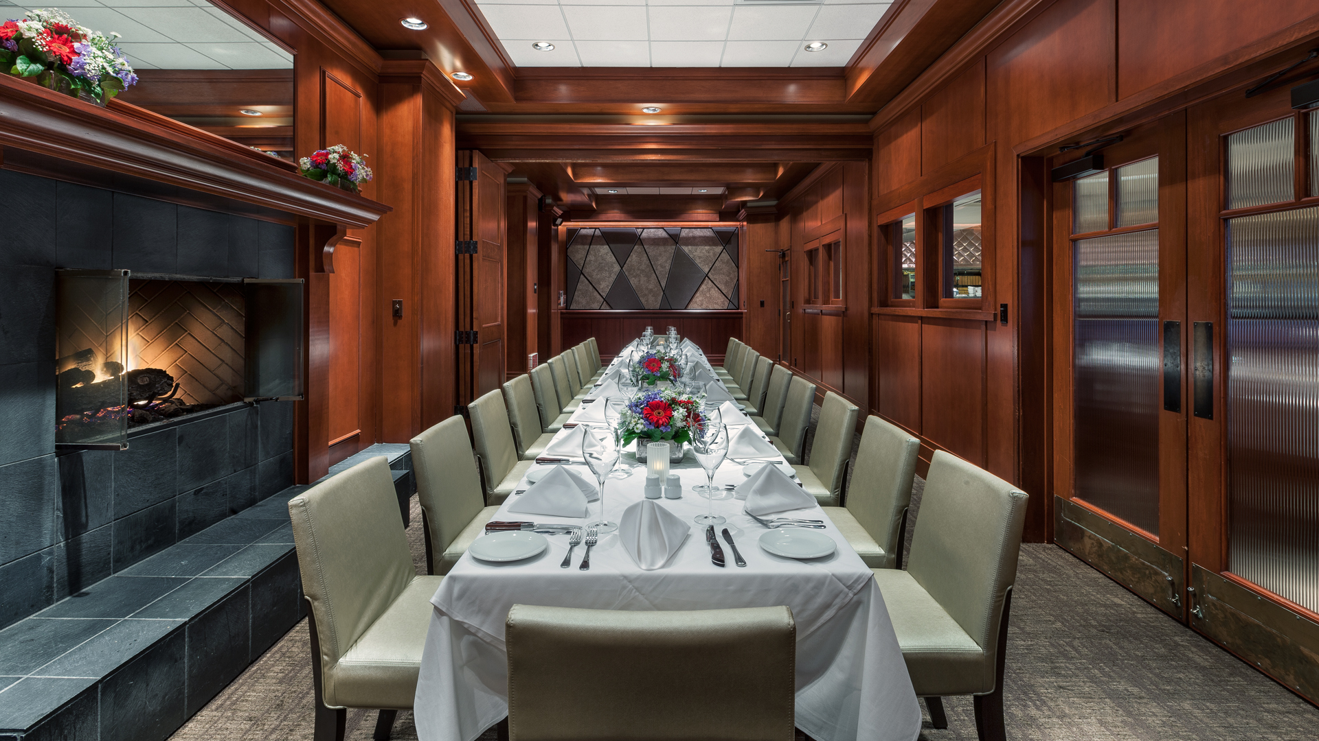 Group And Private Dining At Fleming U0027s Steakhouse Prime