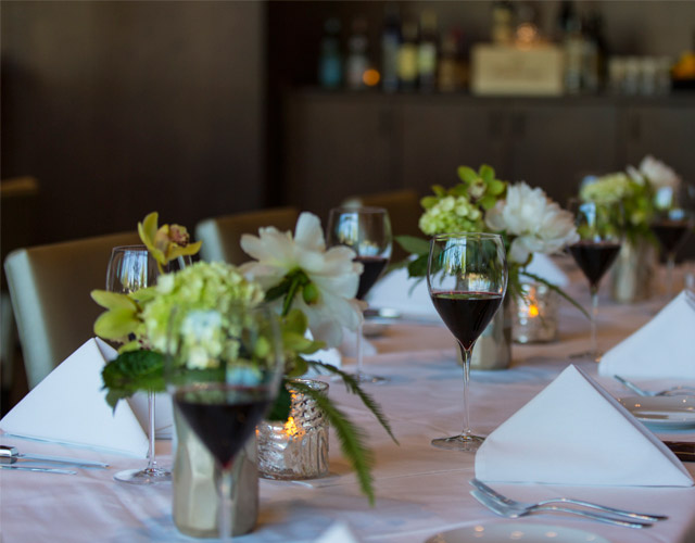 Plan the Perfect Private Dining Event
