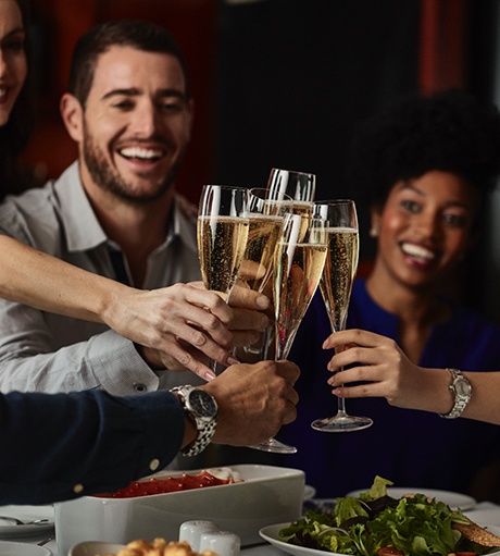 Group Toast Champagne Inset Image