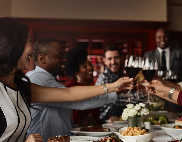 Wine Dinner Gathering